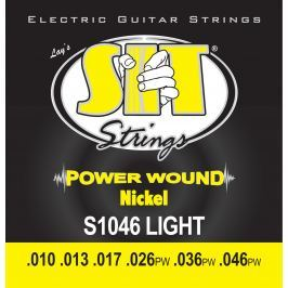 SIT Strings S1046 Power Wound Electric Light
