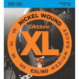D'Addario EXL 160