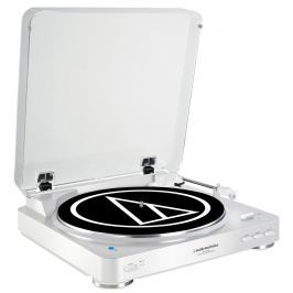 Audio-Technica AT-LP60BT-WH