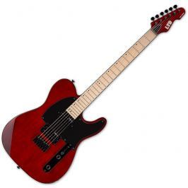 ESP LTD TE-200 Maple See Thru Black Cherry