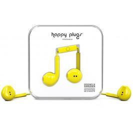 Happy Plugs Earbud Plus Yellow