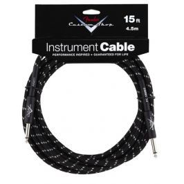 Fender Custom Shop Performance Cable 4,5 m Black