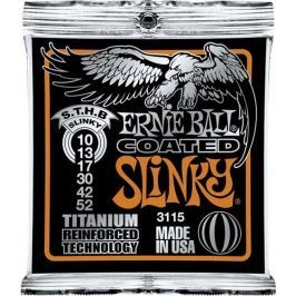 Ernie Ball 3115 Coated Electric Titanium RPS HB Slinky