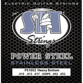 SIT Strings PS1052 Power Steel Electric Heavy Bottom