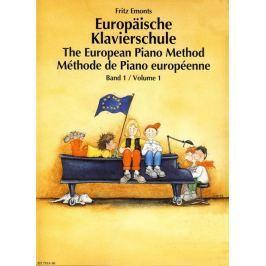 Fritz Emonts Európska klavírna škola 1