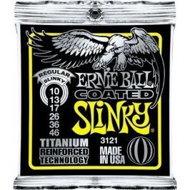 Ernie Ball 3121 Coated Electric Titanium RPS Regular Slinky