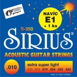 Gorstrings S-350 Extra Super Light 10