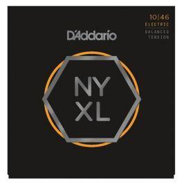 D'Addario NYXL1046BT Nickel Wound Balanced Tension 10-46