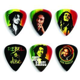 Dunlop BOB PT02 H Bob Marley picks