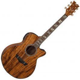 Dean Guitars Performer A/E with Aphex - Koa Wood