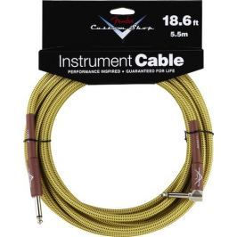 Fender Custom Shop Performance Series Cable 5.5m Angled