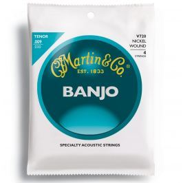 Martin V720 Tenor Vega Banjo Strings