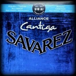 Savarez 510AJ Alliance Cantiga Blue