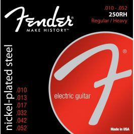 Fender Super 250 Guitar Strings 10-52