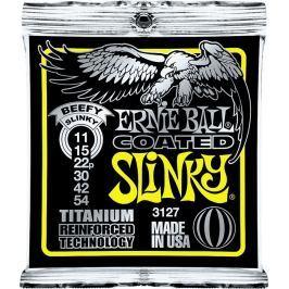 Ernie Ball 3127 Coated Electric Titanium RPS Beefy Slinky