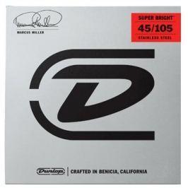 Dunlop DBMMS45105 Marcus Miller Super Bright MD-4 Set