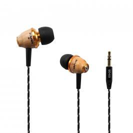 AWEI ESQ5 Wood In-Ear Headphone Beige