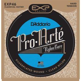 D'Addario EXP-46 Classical Nylon Set Hard