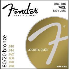 Fender 70 Bronze-Ball XL 10-48
