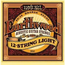 Ernie Ball 2010 Earthwood 12 Light