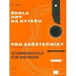Jiří Jirmal Škola hry na kytaru pro začátečníky