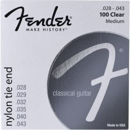 Fender Classical/Nylon Guitar Strings