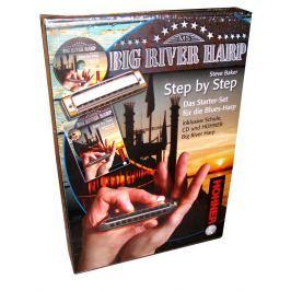 Hohner Step by Step Blues Starter Set German