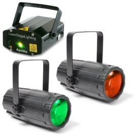 BeamZ Light Set 2 Laser and Lights Effects