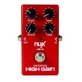 Nux HG-6 Modern High Gain