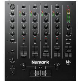 Numark M6-USB 4-Channel Mix
