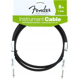Fender Performance Series Cable 1.5m BLK