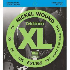 D'Addario EXL 165