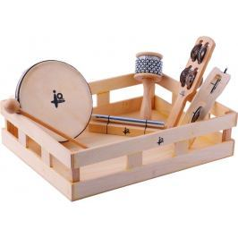 IQ Plus Music Set in Wooden Case 08
