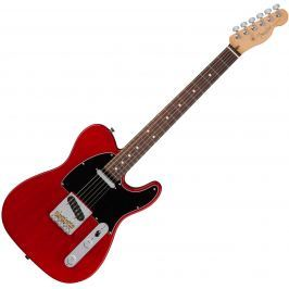 Fender American PRO Telecaster RW Crimson Red Transparent