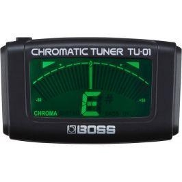 Boss TU-01 Clip-on Tuner