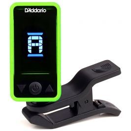 Planet Waves CT-17 Eclipse Tuner Green