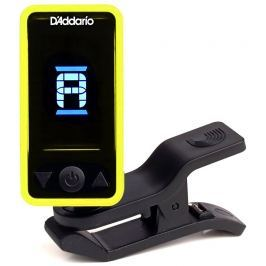 Planet Waves CT-17 Eclipse Tuner Yellow