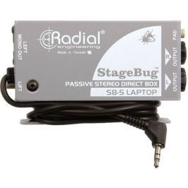 Radial StageBug SB-5 Laptop DI