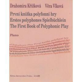 Křížková-Vlková Prvá knižka polyfónnej hry