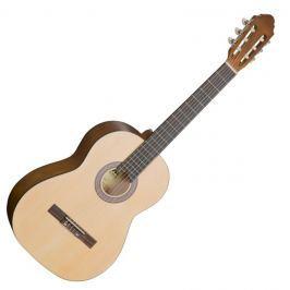 Cascha HH 2020 Classic guitar 4/4 Natural Satin