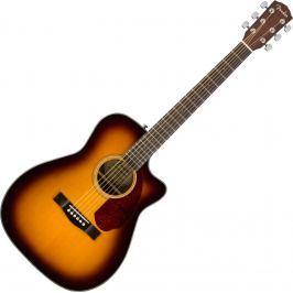 Fender CC-140SCE with Case Sunburst