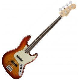 Fender 2017 LTD American Professional Jazz Bass FMT Aged CB
