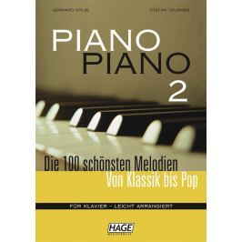 HAGE Musikverlag Piano Piano 2