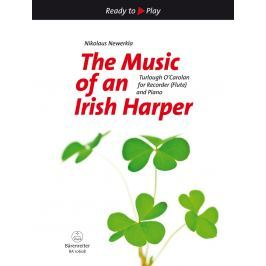Bärenreiter The Music of an Irish Harper for Recorder and Piano