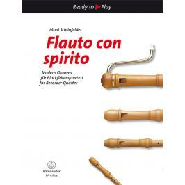 Bärenreiter Modern grooves for recorder quarter