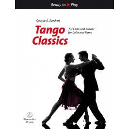 Bärenreiter Tango Classic for Cello and Piano