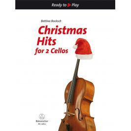 Bärenreiter Christmas Hits for 2 Cellos