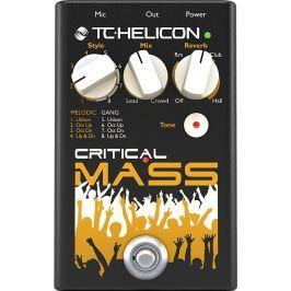 TC Helicon Critical Mass