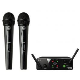 AKG WMS40 Mini2 Vocal Dual US45A/C
