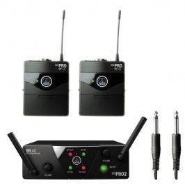 AKG WMS40 Mini2 Instrumental Dual ISM2/3